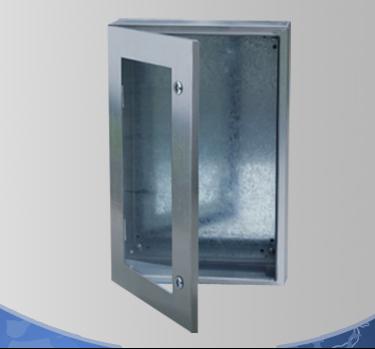 STX不锈钢箱(玻璃门)